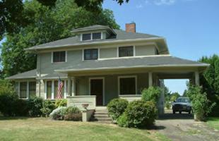 Eugene Oregon Brunner Schmitz House